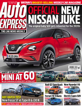 Auto Express Issue 1591
