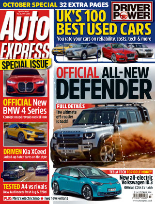 Auto Express Issue 1592