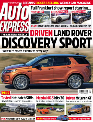 Auto Express Issue 1593