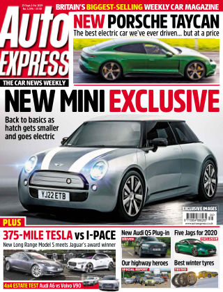 Auto Express Issue 1594