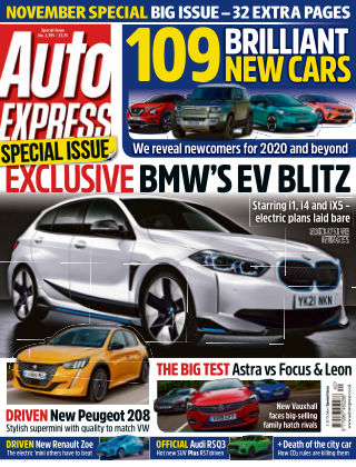 Auto Express Issue 1595