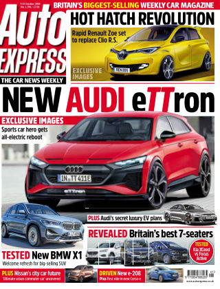 Auto Express Issue 1596