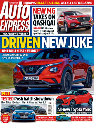 Auto Express Issue 1597