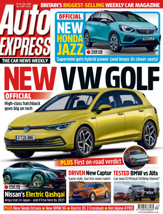 Auto Express Issue 1599