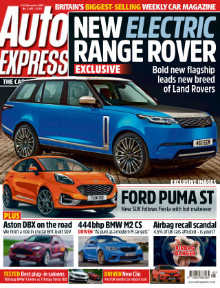 Auto Express Issue 1600