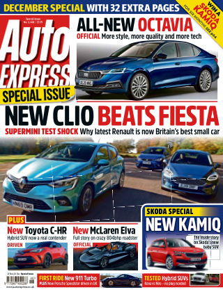 Auto Express Issue 1601