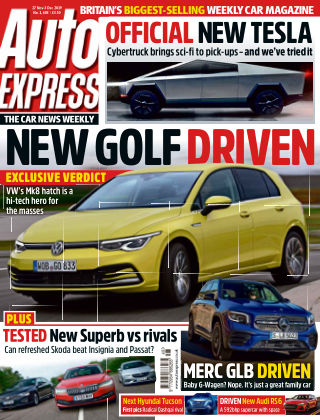 Auto Express Issue 1603