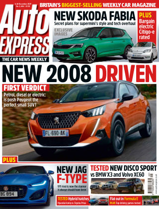 Auto Express Issue 1604
