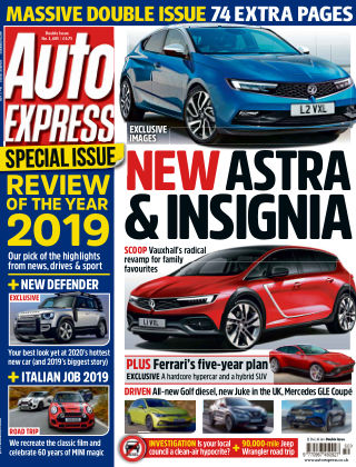 Auto Express Issue 1605