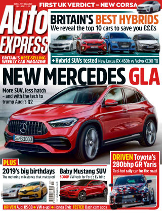 Auto Express Issue 1606