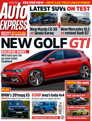 Auto Express Issue 1608