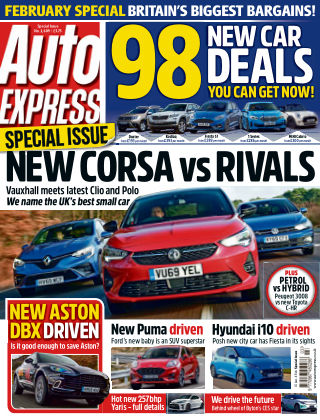 Auto Express Issue 1609