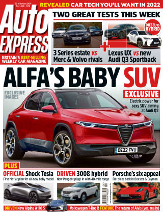 Auto Express Issue 1610