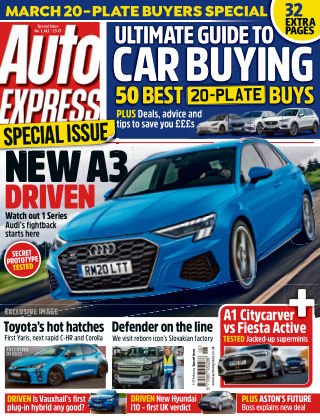 Auto Express Issue 1612