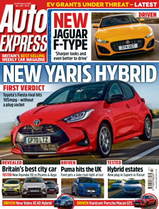 Auto Express Issue 1613