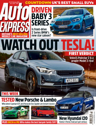 Auto Express Issue 1614