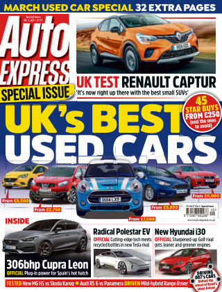Auto Express Issue 1615