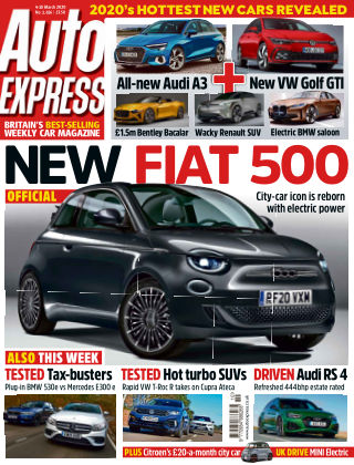 Auto Express Issue 1616