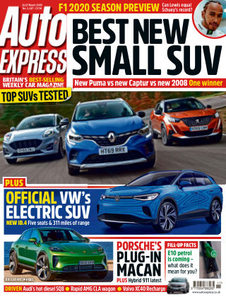 Auto Express Issue 1617