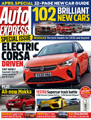 Auto Express Issue 1618