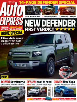 Auto Express Issue 1619