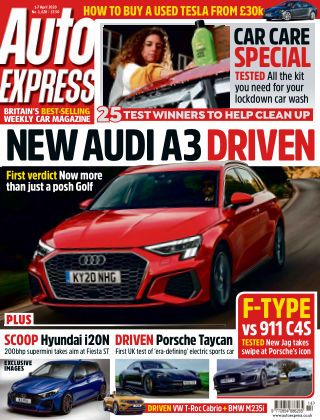 Auto Express Issue 1620
