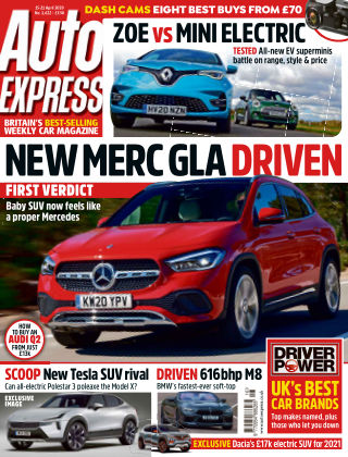 Auto Express Issue 1622
