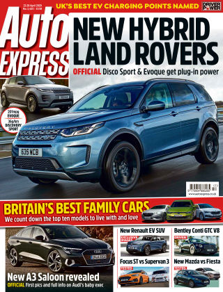 Auto Express Issue 1623