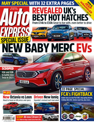 Auto Express Issue 1625