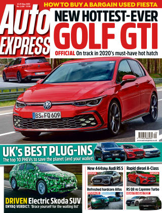 Auto Express Issue 1626