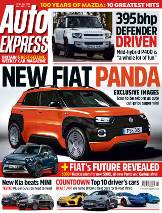 Auto Express Issue 1627