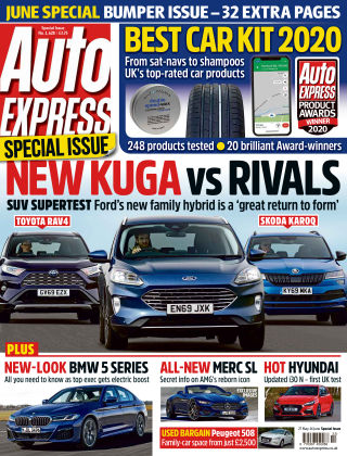 Auto Express Issue 1628