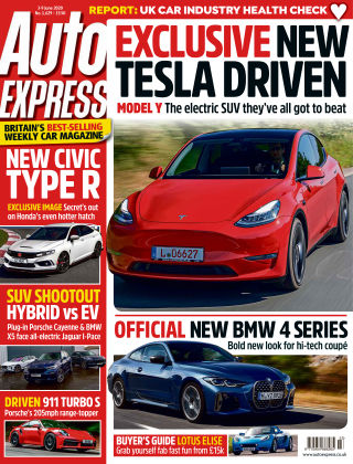 Auto Express Issue 1629