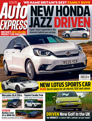 Auto Express Issue 1630