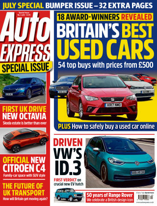 Auto Express Issue 1631