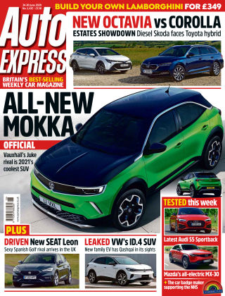 Auto Express Issue 1632