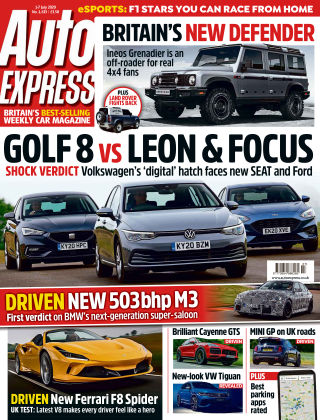 Auto Express Issue 1633