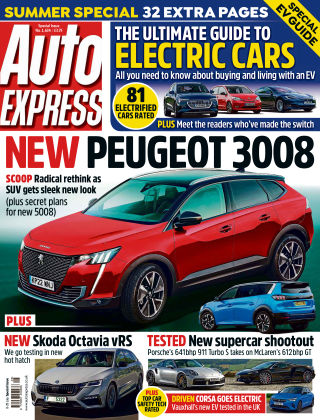 Auto Express Issue 1634