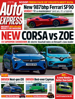 Auto Express Issue 1636