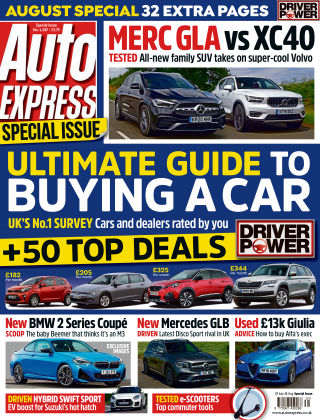 Auto Express Issue 1637