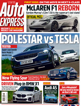 Auto Express Issue 1638