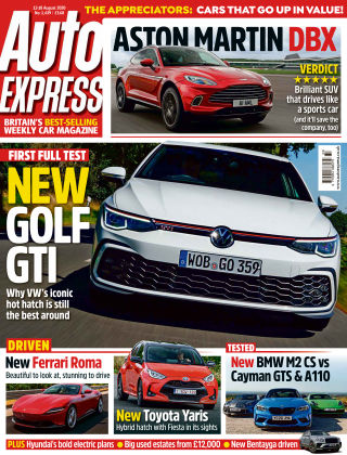 Auto Express Issue 1639