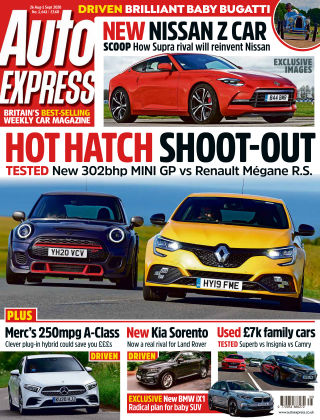 Auto Express Issue 1641