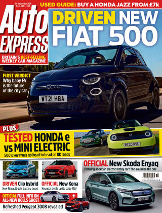 Auto Express Issue 1642