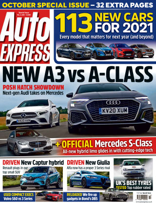 Auto Express Issue 1643