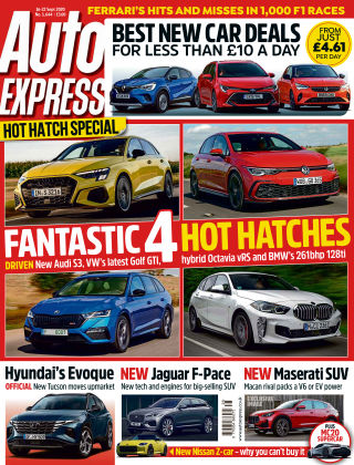 Auto Express Issue 1644