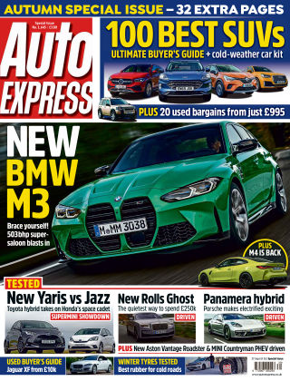 Auto Express Issue 1645