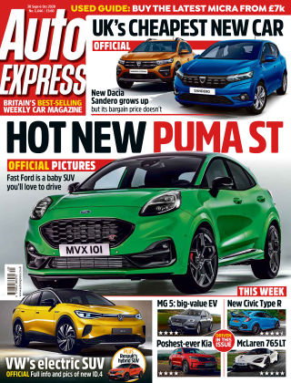 Auto Express Issue 1646
