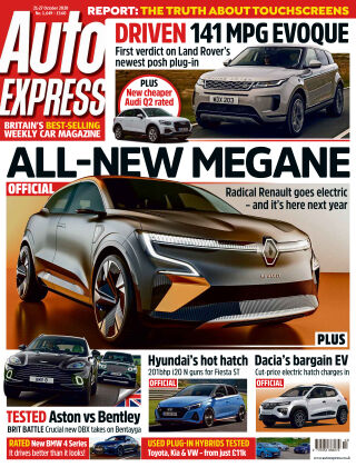 Auto Express Issue 1649