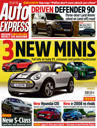 Auto Express Issue 1650